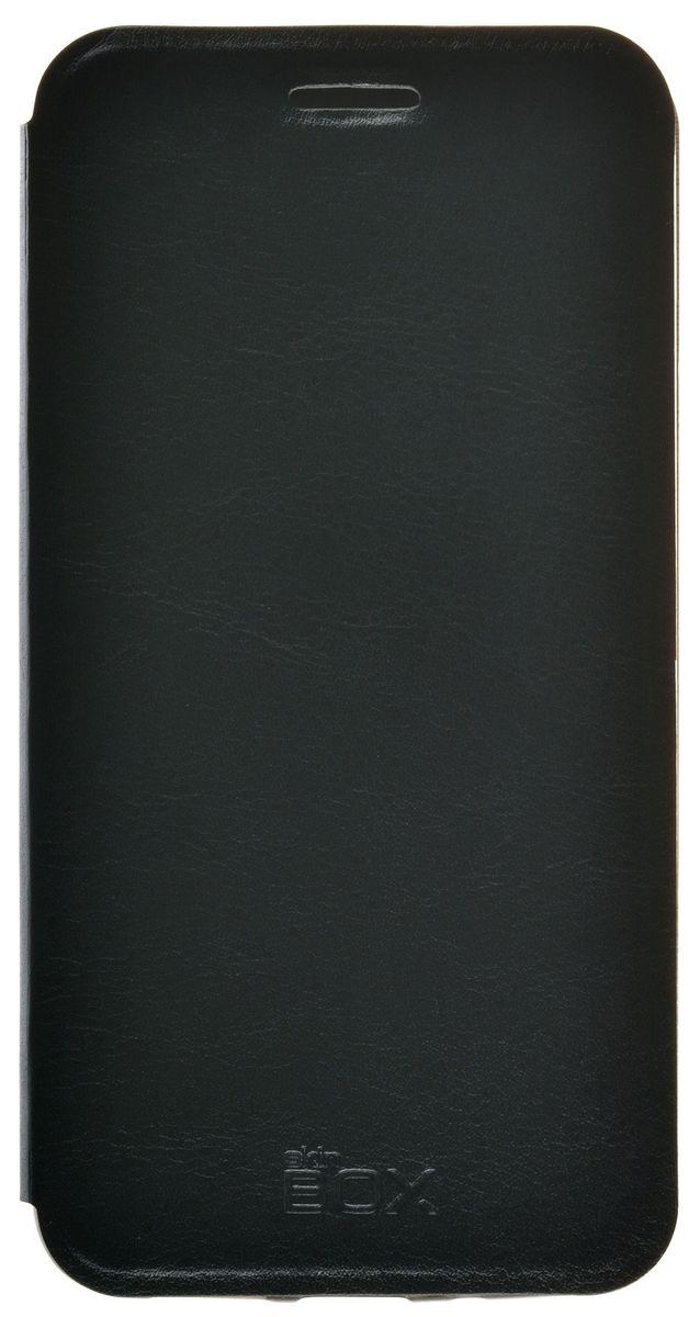 Skinbox Lux чехол для LG G5, Black2000000092959Чехол Skinbox Lux для LG G5 надежно защитит ваш смартфон от внешних воздействий, грязи, пыли, брызг. Он также поможет при ударах и падениях, не позволив образоваться на корпусе царапинам и потертостям. Чехол обеспечивает свободный доступ ко всем функциональным кнопкам смартфона и камере.