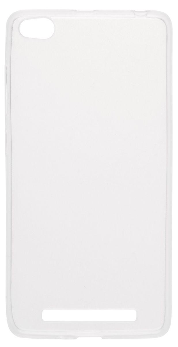 Skinbox Slim Silicone чехол-накладка для Xiaomi Redmi 3, Clear чехлы для телефонов skinbox накладка slim silicone для xiaomi redmi 3