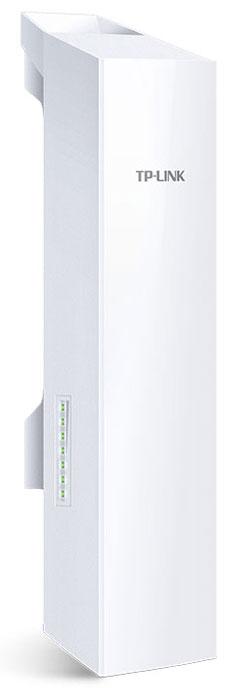 TP-Link CPE520 наружная беспроводная точка доступаCPE520Наружная Wi-Fi точка доступа TP-Link CPE520 является недорогим и качественным решением для обеспечения беспроводного подключения вне помещения. Благодаря централизованному ПО для управления сетью устройство идеально подходит для подключения по схеме точка-точка, точка-многоточка, а также для создания Wi-Fi доступа вне помещения. Высокая производительность и удобный дизайн делают TP-Link CPE520 идеальным выбором для предприятий и конечных пользователей.Чипсет уровня Enterprise от Qualcomm Atheros, высокомощные антенны, специально разработанный корпус и поддержка питания по стандарту PoE обеспечивают превосходную работу точки доступа TP-Link CPE520 практически в любом климате. Рабочая температура устройства находится в диапазоне от -30 °С до +70 °С.Точка доступа предназначена для использования вне помещения и подходит для беспроводной передачи данных на расстоянии 20 км+. Устройство прошло эксплуатационные испытания.При увеличении масштабов сети увеличивается возможность конфликтов точек доступа и базовыхстанций, что может выражаться в уменьшении пропускной способности и негативно влиять на качество связи. Для уменьшения данного эффекта в точках доступа TP-Link используется технология MAXtream TDMA. Точки доступа TP-Link CPE520 оборудованы централизованным ПО для управления сетью - Pharos Control, которое позволяет легко управлять всеми устройствами в сети. Обнаружение, мониторинг состояния, обновление встроенного ПО, а также другие функции управления сетью могут выполняться с помощью Pharos Control.