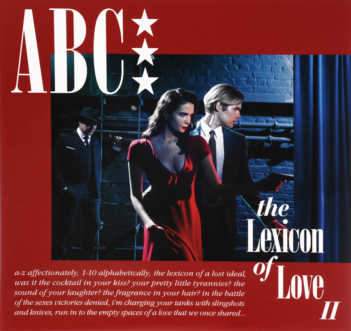 ABC ABC. The Lexicon Of Love II (LP) walker marion f abc of stroke