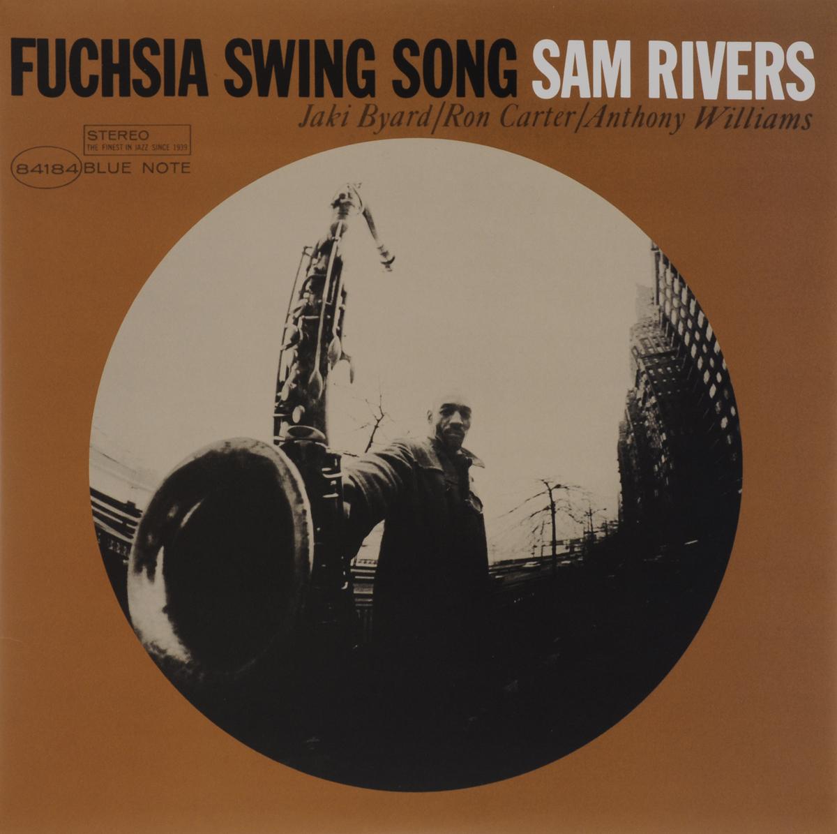 Сэм Риверс Sam Rivers. Fuchsia Swing Song (LP) music note party swing dress