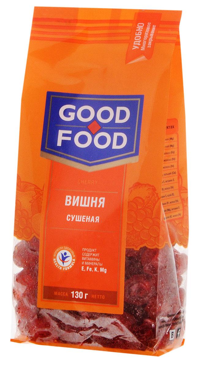 Good Food вишнясушеная,130г рационика сахар контроль батончик вкус вишни 50г