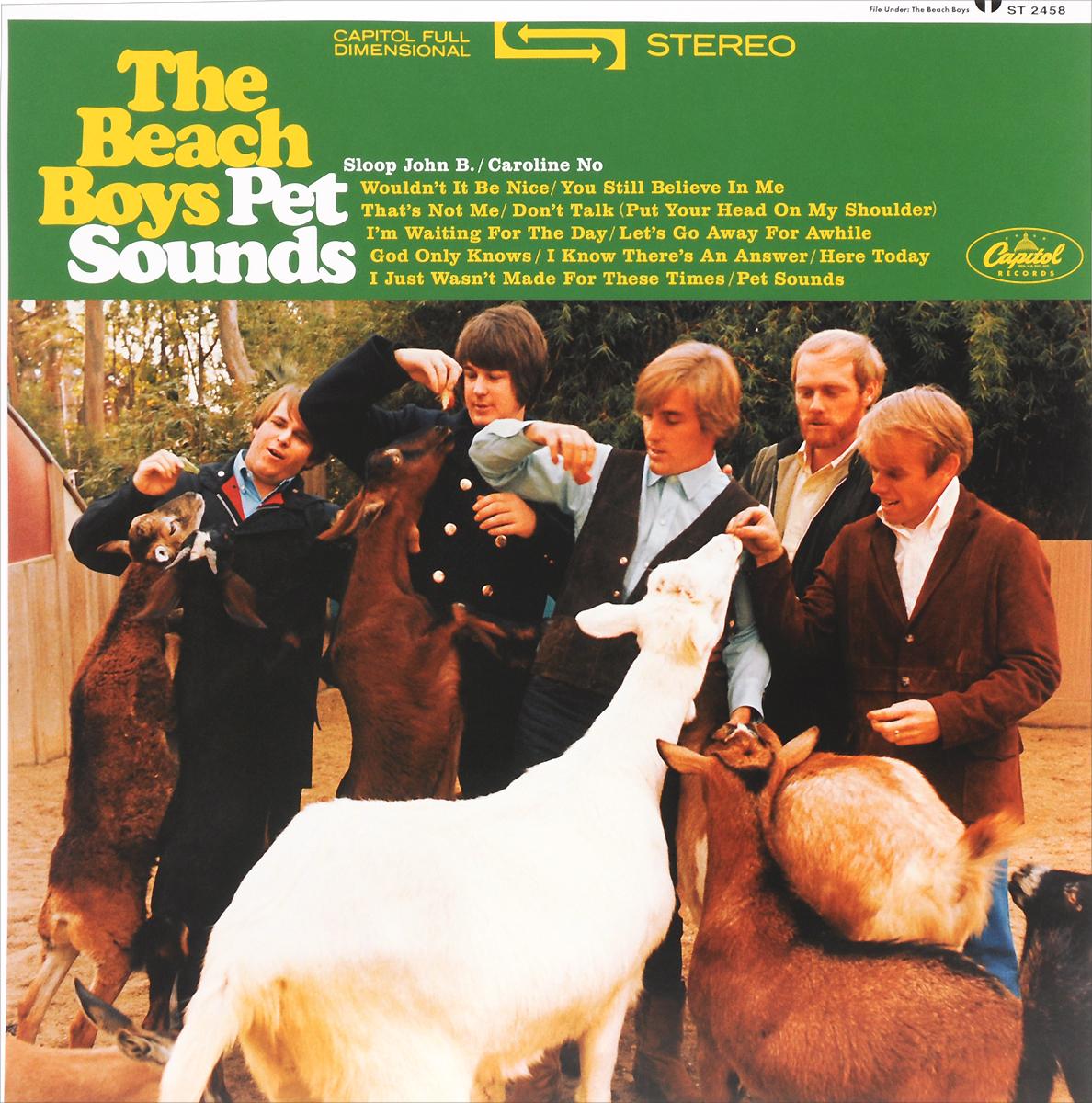 The Beach Boys The Beach Boys. Pet Sounds (LP) beach boys beach boys that s why god made the radio