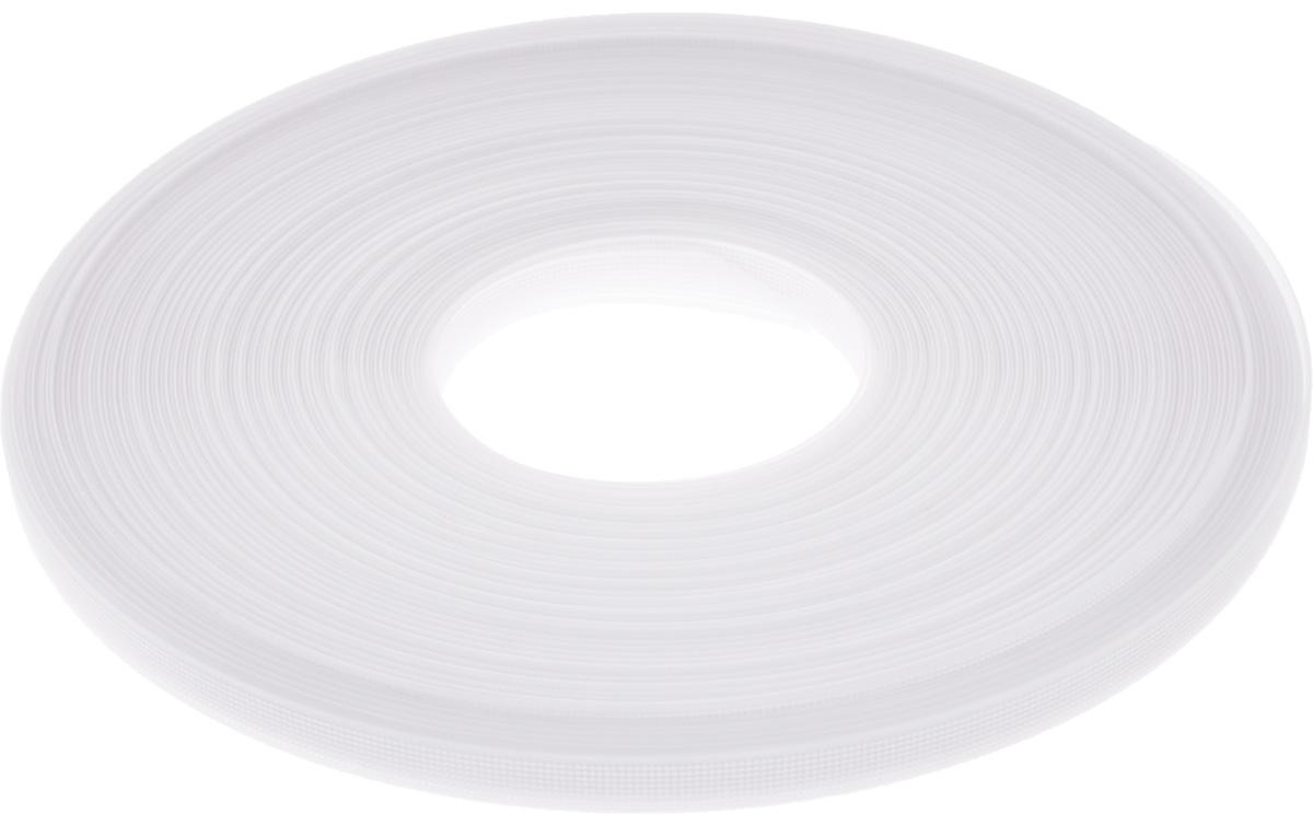 Гибкая лента-регилин Hemline, цвет: белый, ширина 8 мм, длина 40 м лампочка для швейной машины hemline вкручивающаяся короткая 15w