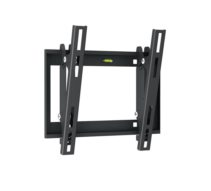 Holder LCD-T2609-B, Black кронштейн для ТВLCD-T2609-BМеталл ГОСТ 1050-80, водяной уровень Кронштейн для ТВHolder LCD-T2609-B предназначен для настенной установки техники с диагональю экрана 22–47 дюйма.