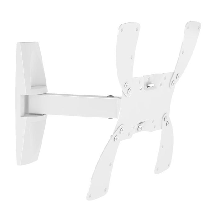 Holder LCDS-5020М, White кронштейн для ТВ кронштейн для телевизора holder lcds 5020