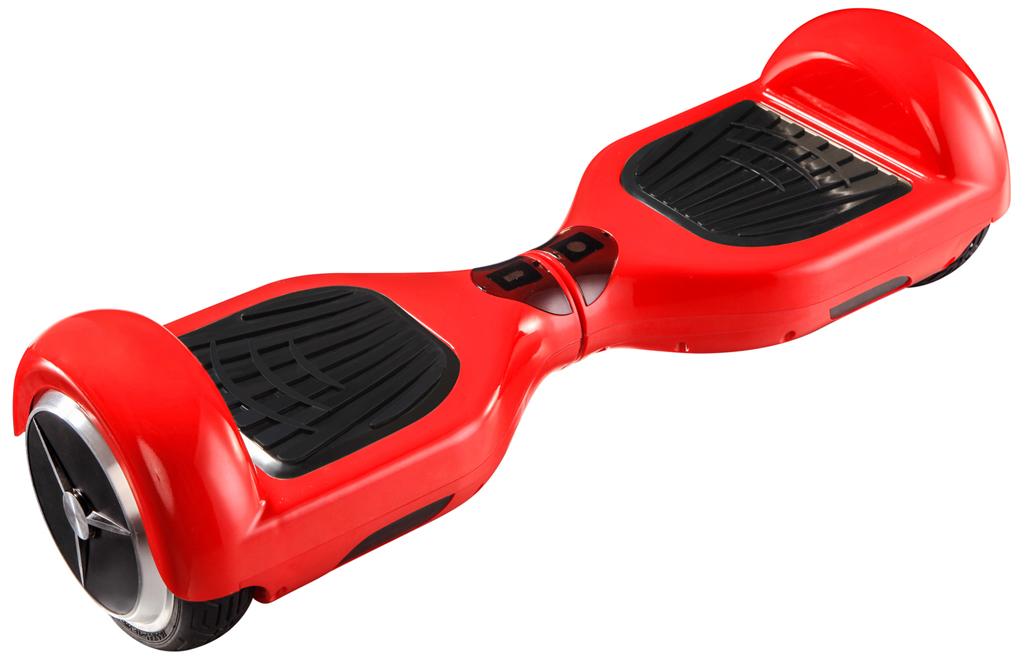 Гироскутер Besshof  AJ-PY6-1 , samsung battery, цвет: красный - Электротранспорт