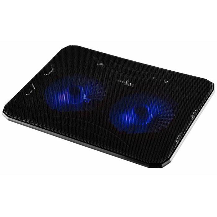 Подставка для ноутбука Buro BU-LCP156-B214, Black - Подставки для ноутбуков