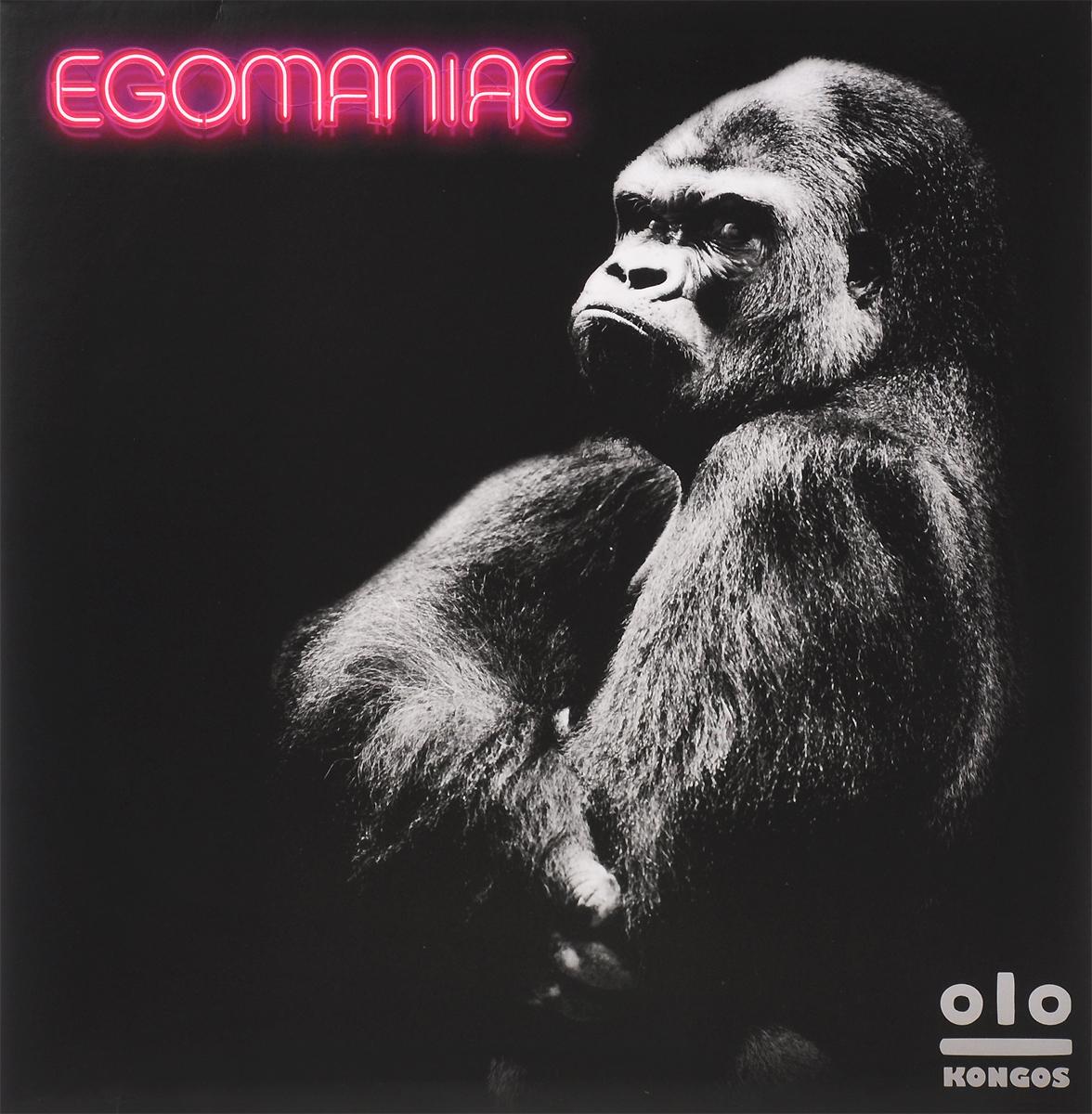 Kongos Kongos. Egomaniac (2 LP) григорий лепс гангстер 1 2 lp