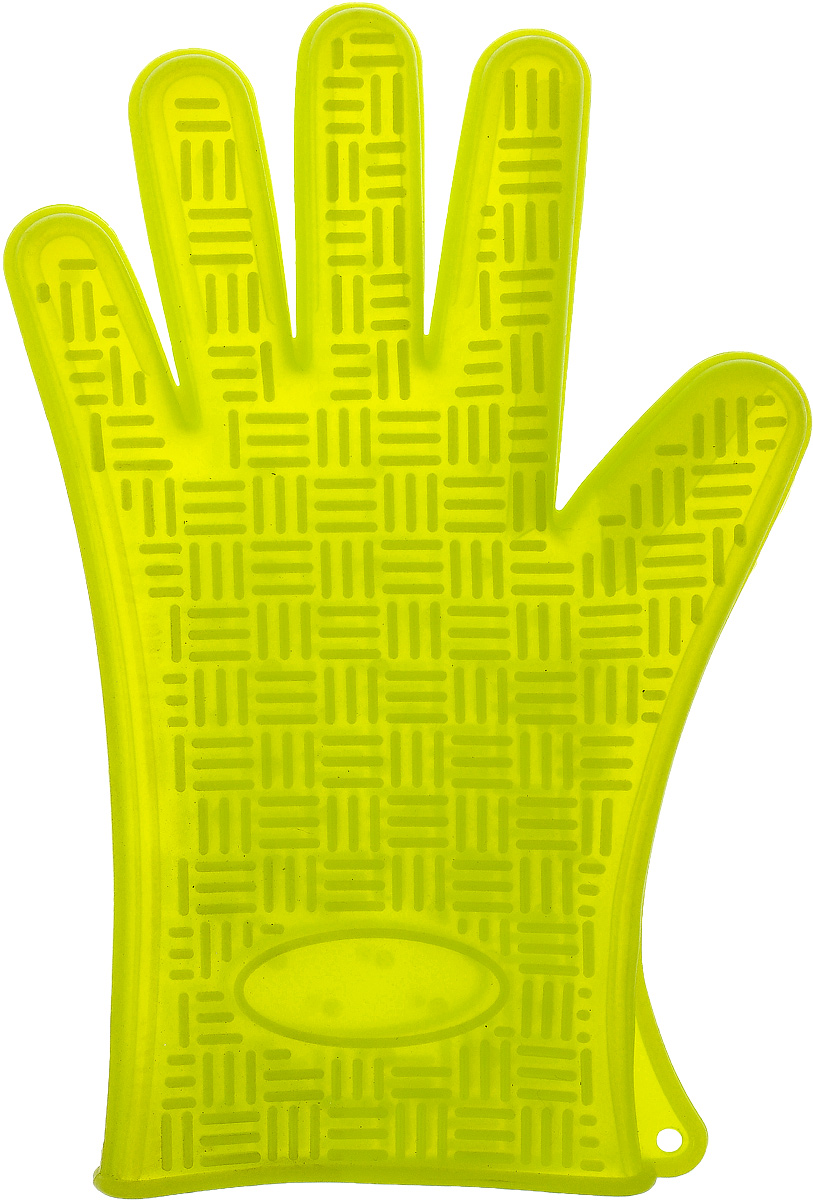 Прихватка-перчатка Mayer & Boch, силиконовая, 27,5 х 18 см. 2208222082Прихватка-перчатка Mayer & Boch изготовлена из прочного цветного силикона. Она способна выдерживатьтемпературу от -40°C до +220°С. Эластична, износостойка, влагонепроницаема, легко моется, удобно и прочно сидит на руке. С помощью такой прихватки ваши руки будут защищены от ожогов, когда вы будете ставить в печь или доставать из нее выпечку.Можно мыть в посудомоечной машине.