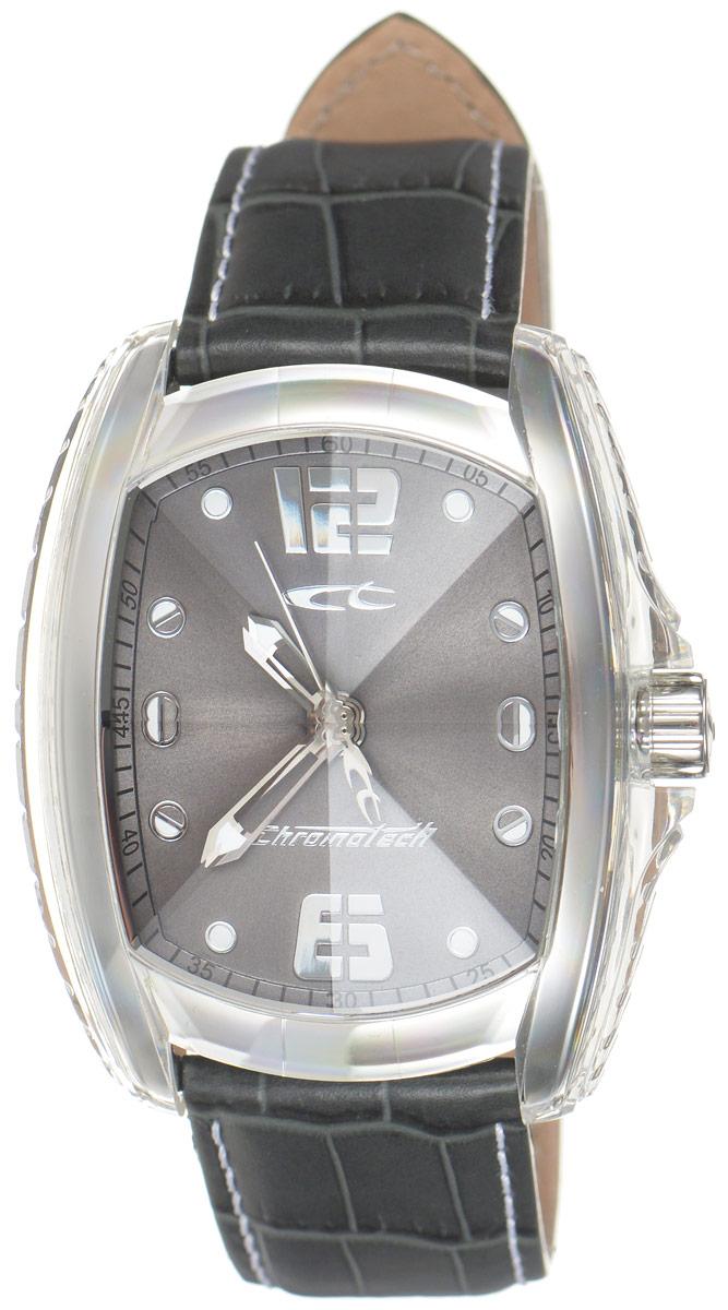 Часы наручные мужские Cronotech, цвет: темно-серый. RW0006