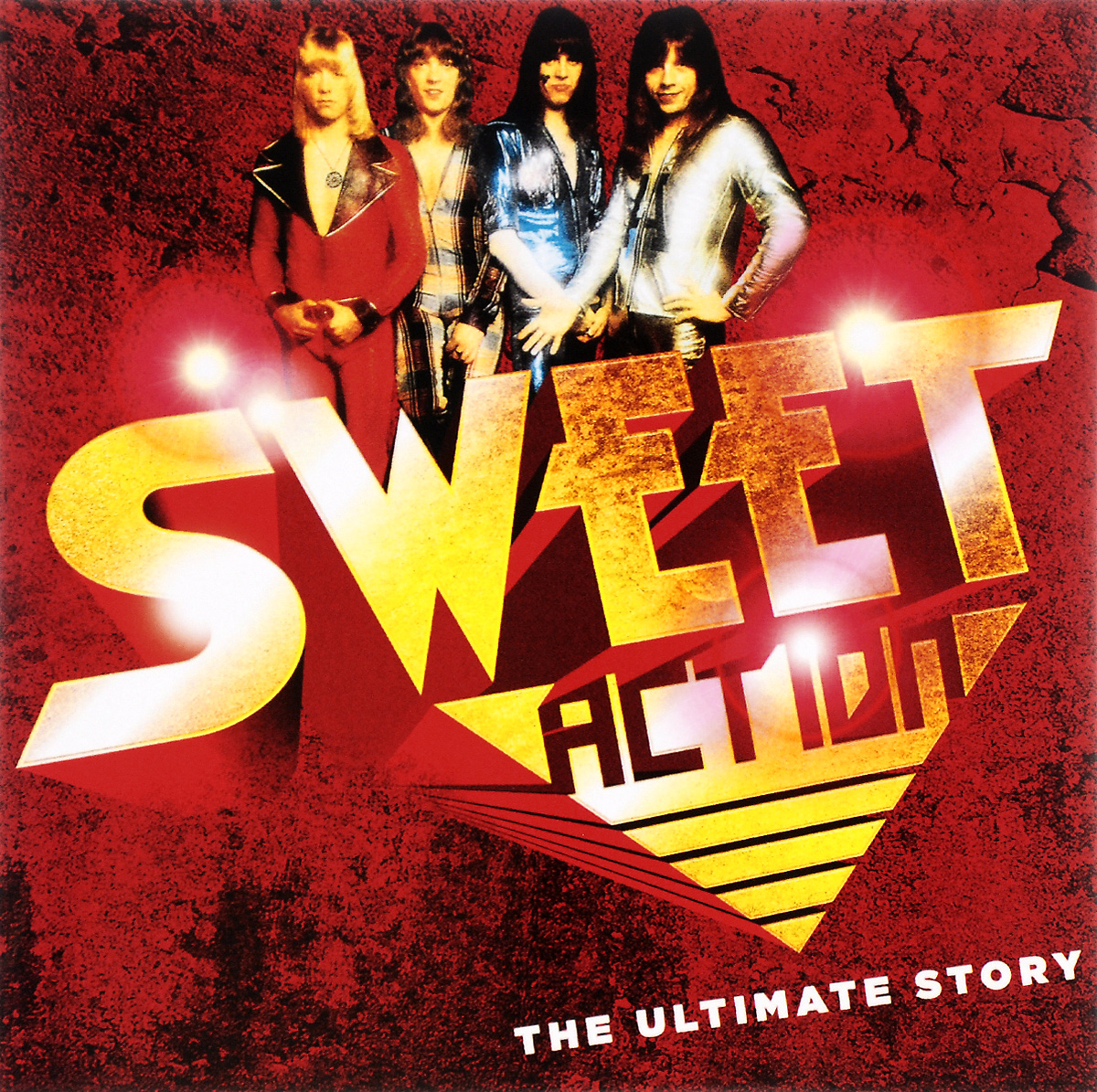 Sweet Sweet. Action The Ultimate Story (2 CD) the sweet münchen