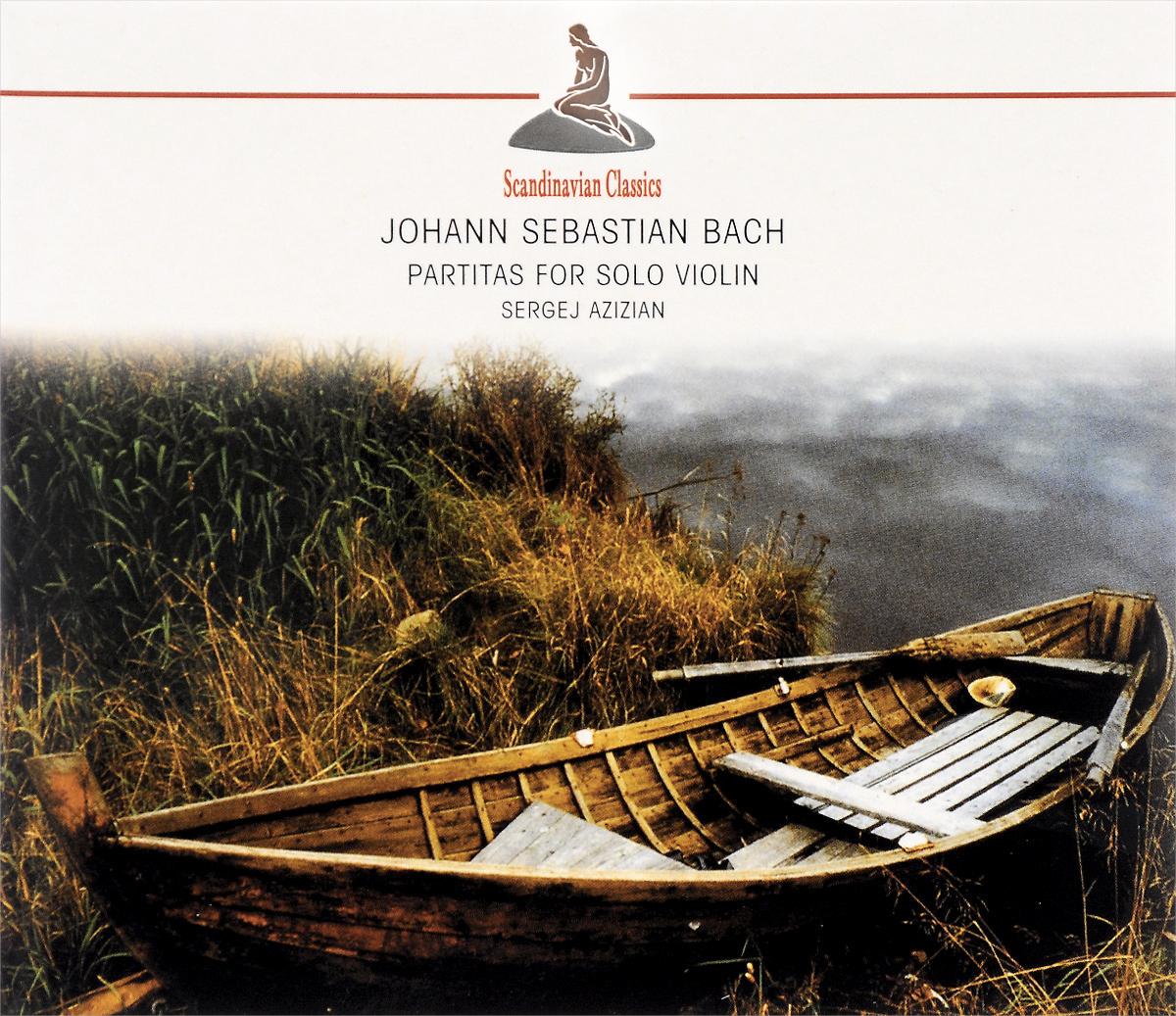 Johann Sebastian Bach. Partitas For Solo Violin tim murphey music and song