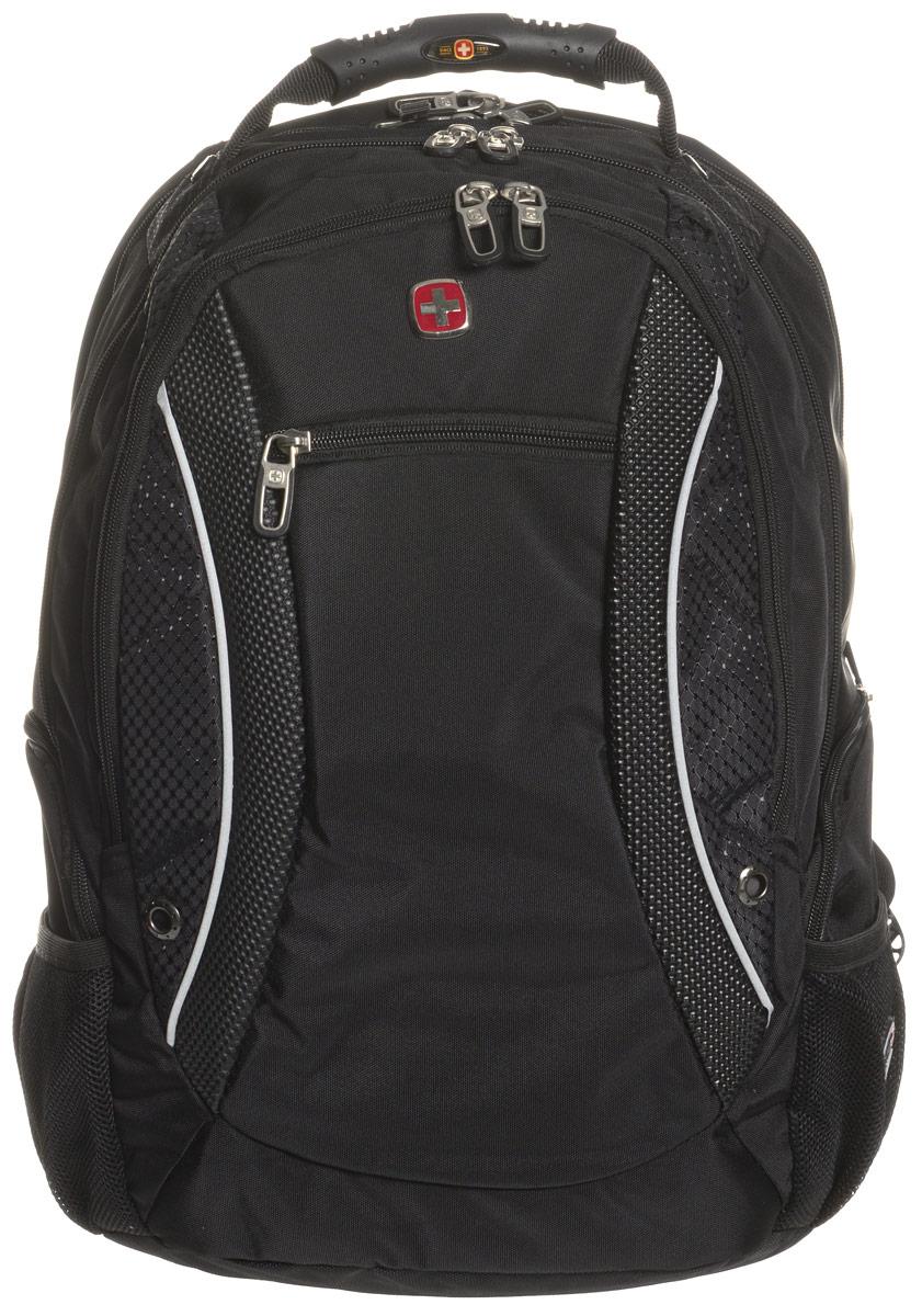 Рюкзак Wenger Scansmart, цвет: черный, 40 л пістолет для гарячого клею ціна