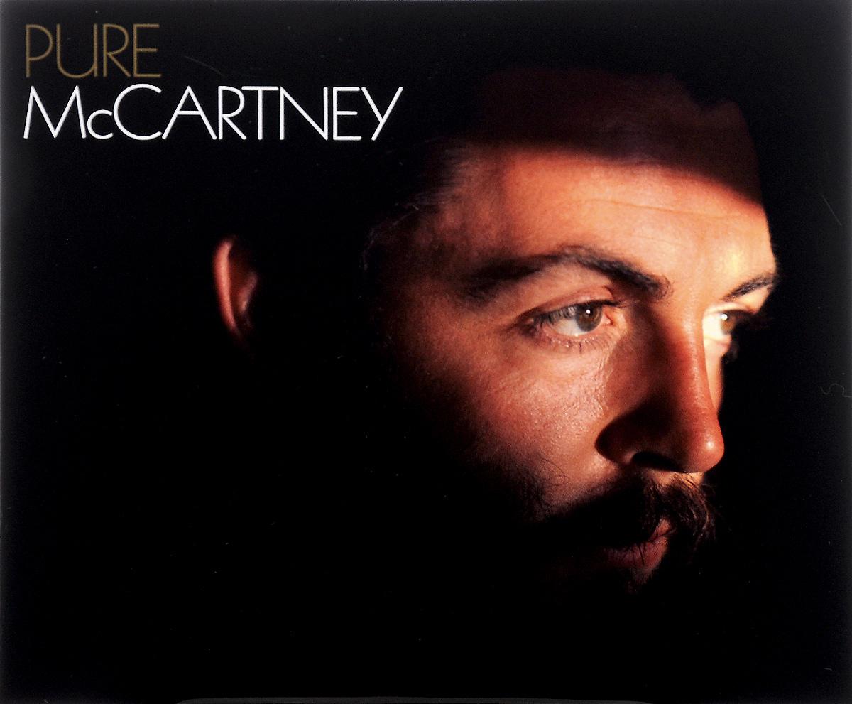 Пол Маккартни Paul McCartney. Pure McCartney (2 CD) пол маккартни paul mccartney mccartney special edition 2 cd