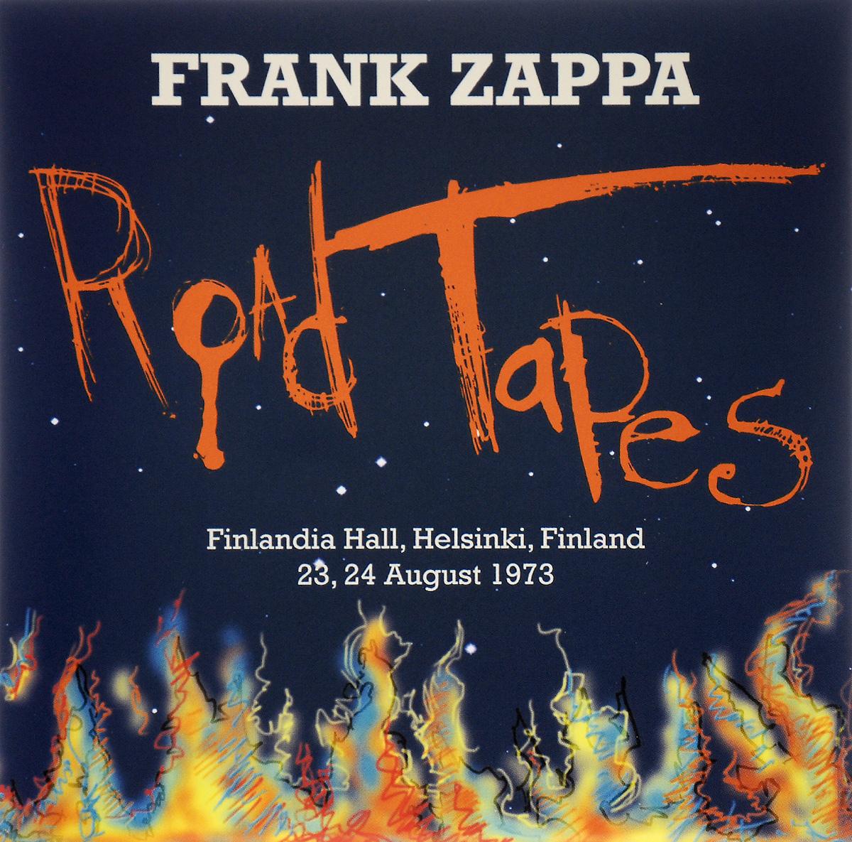 Фрэнк Заппа Frank Zappa. Road Tapes. Venue #2 (2 CD) все цены