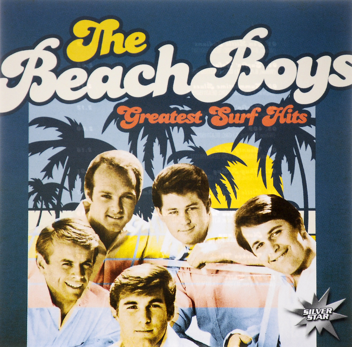 """""""The Beach Boys"""" The Beach Boys. Greatest Surf Hits"""