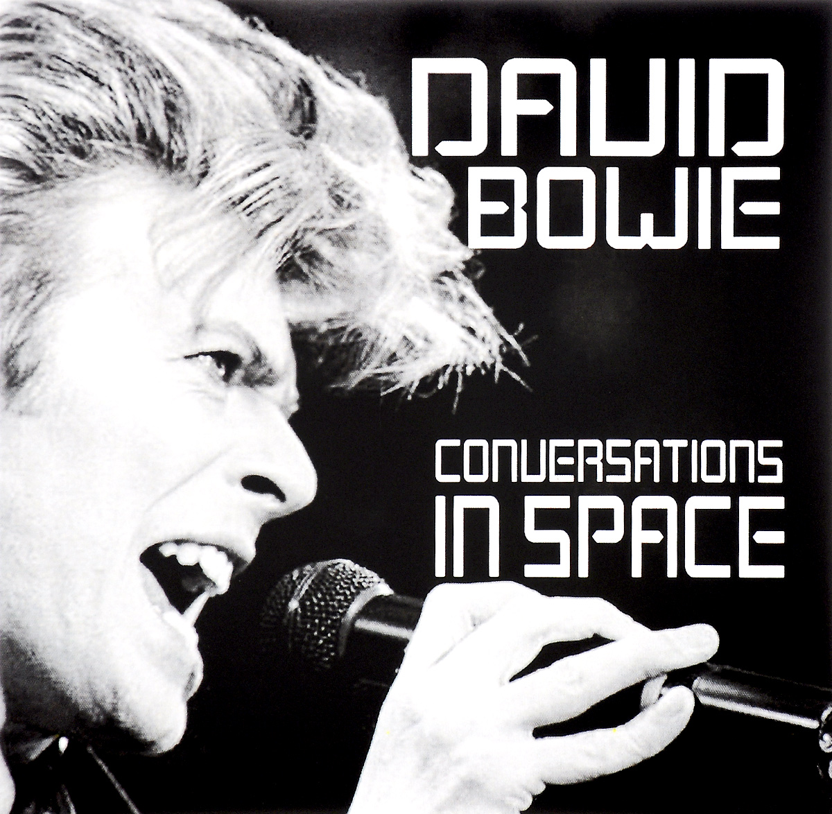 David Bowie. Conversations In Space