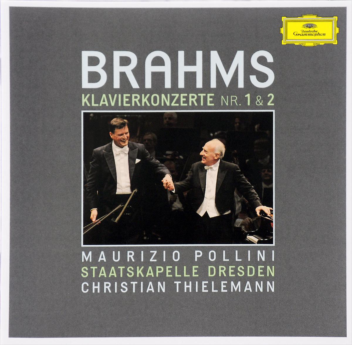 Brahms. Klavierkonzerte Nr. 1 & 2 (2 CD) 101 brahms 6 cd