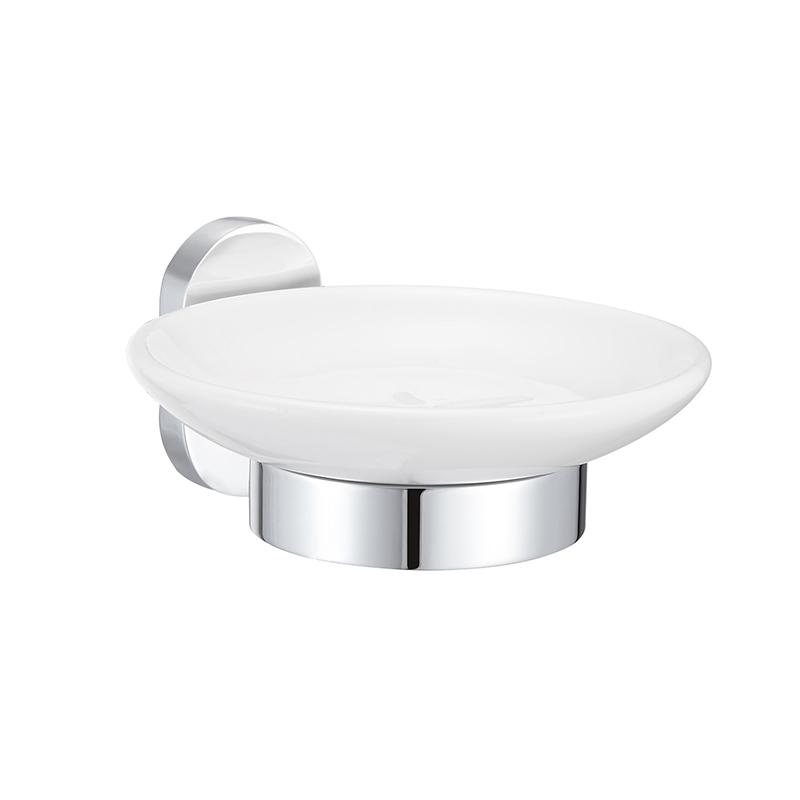 Мыльница настенная Iddis Mirro Plus, цвет: хромMRPSBC0i42Мыльница Iddis Mirro Plus изготовлена из высококачественной латуни и матового стекла. Она является не только функциональным элементом, но и прекрасно украсит интерьер любой ванной комнаты. Мыльница крепится на стену с помощью саморезов (входят в комплект).