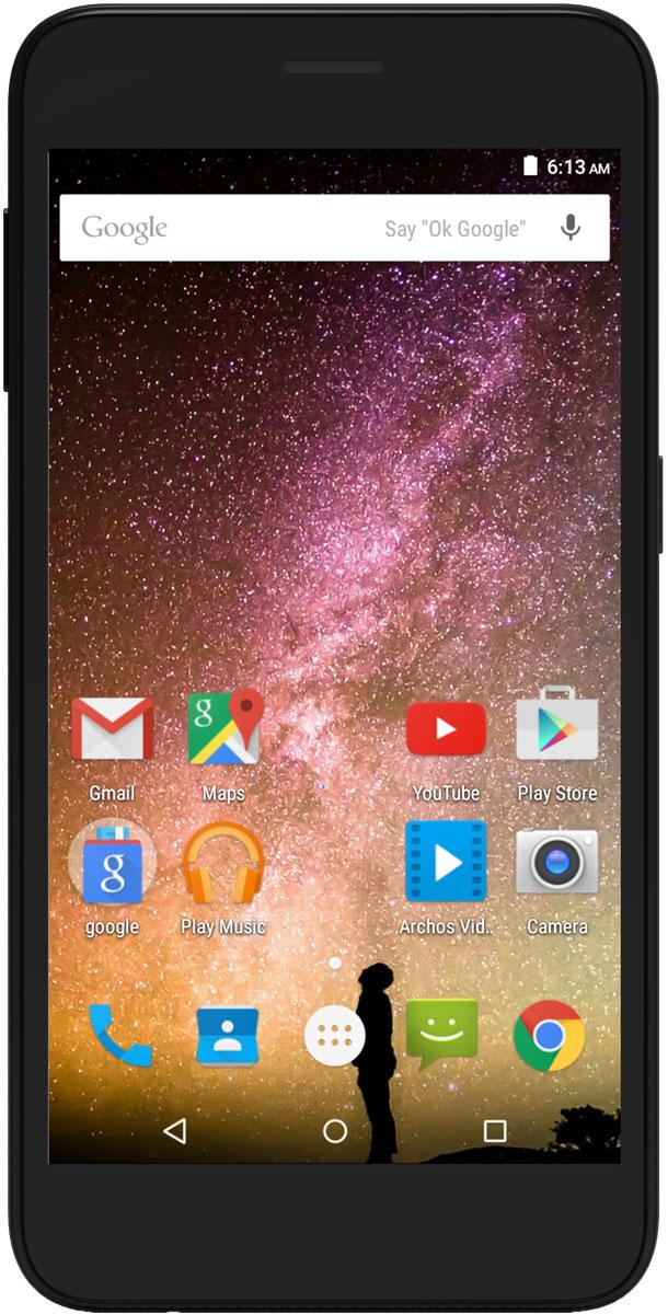 Archos 50 Power50 PowerСовместимый с 4G/LTE, Archos 50 Power представляет из себя 5-дюймовый смартфон с четырёхъядерным процессором, он оснащён 2 ГБ оперативной памяти и 16 ГБ постоянной памяти. Кроме того, его IPS-дисплей с HD-разрешением и 13 Мп основной камерой делают Archos 50 Power идеальным выбором для современного пользователя.Archos 50 Power носит такое название неспроста. С аккумулятором ёмкостью 4000 мАч устройство будет работать два полных дня. Не нужно быть всегда привязанным к зарядному устройству. Забудьте про зарядку аккумулятора каждый день.Мощное устройство в ваших руках. Archos 50 Power использует производительный четырёхъядерный процессор, который способен справляться с требовательными приложениями. Многозадачность – одна из особенностей модели. Наслаждайтесь играми и приложениями, как никогда раньше.IPS-дисплей Archos 50 Power ослепителен. 5-дюймовая панель очень практична и удобна в работе. Вы будете приятно удивлены насыщенными цветами и широкими углами обзора, которые гарантирует технология IPS, дисплей идеально подходит, чтобы наслаждаться видео и фотографиями на ходу.Вы любите делать фотографии? Тогда Archos 50 Power это то, что вам нужно. С помощью основной 13 Мп камеры можно делать потрясающие фотографии везде. Фронтальная камера отлично подходит для селфи.Доступ к рабочим и личным контактам на одном устройстве. Вы можете одновременно использовать SIM-карты двух разных операторов связи для большей гибкости и удобства.Откройте для себя Android Lollipop 5.1 с Archos 50 Power. ОС обеспечивает эффективное управление зарядом аккумулятора и оснащена рядом серьёзных улучшений. Полностью сертифицированным Google, этот смартфон включает в себя лучшие мобильные приложения Google, а также полный доступ к магазину Google Play с более 1,3 миллиона приложений и игр, а также музыке, фильмам, книгам и журналам. Получите максимум от Android.Телефон сертифицирован EAC и имеет русифицированный интерфейс меню и Руководство пользователя.