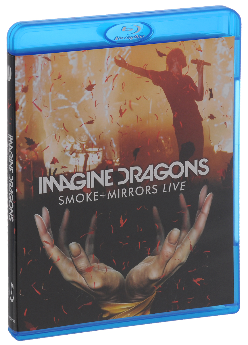 Imagine Dragons: Smoke + Mirrors Live (Blu-ray) imagine dragons lucca