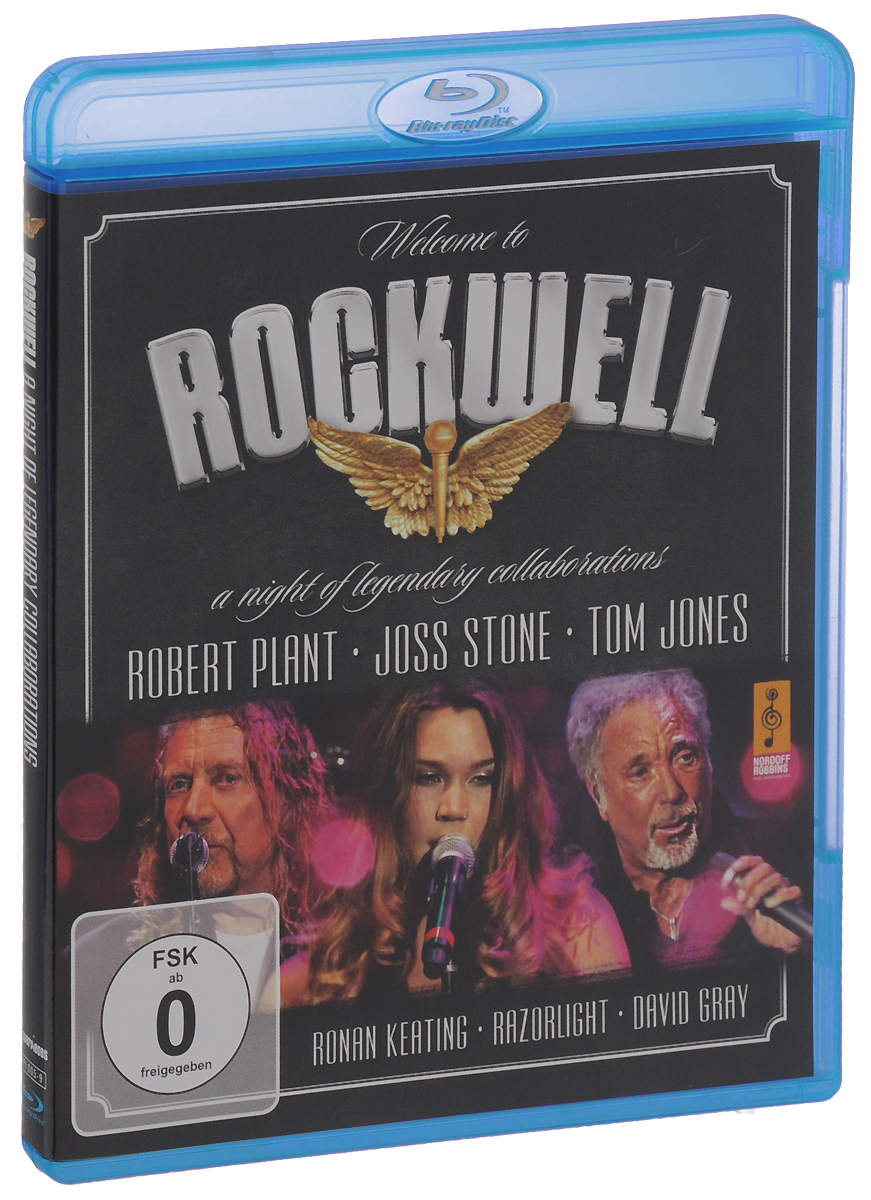 Rockwell: A Night Of Legendary Collaborations (Blu-ray) jd mcpherson jd mcpherson let the good times roll