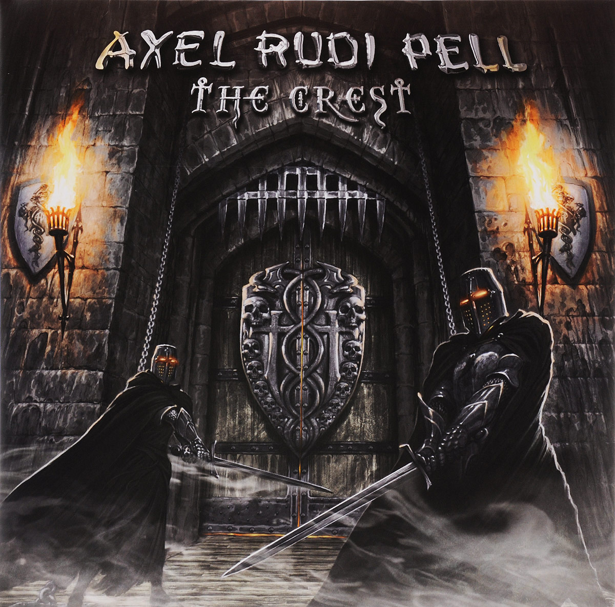Аксель Руди Пелл Axel Rudi Pell. The Crest (2 LP) аксель руди пелл axel rudi pell the wizards chosen few 2 cd
