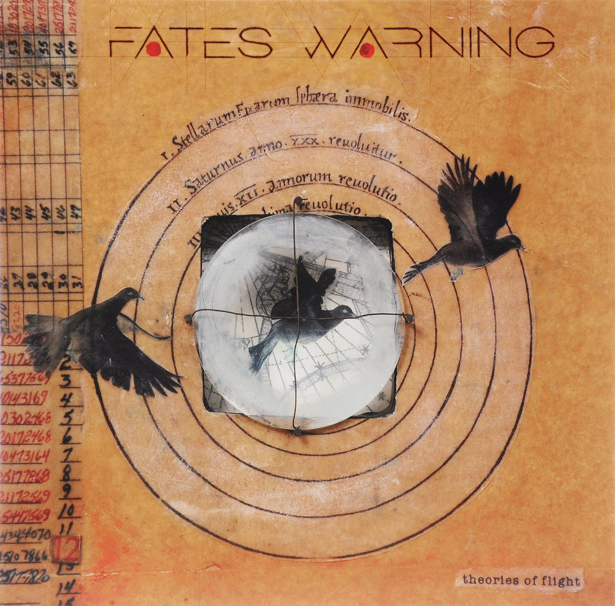 Fates Warning Fates Warning. Theories Of Flight (2 LP) fates warning fates warning theories of flight 2 lp cd