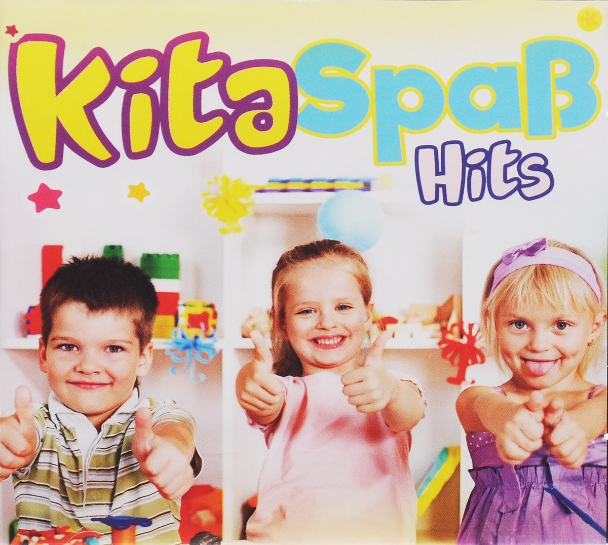 Kinderchor Kita Spass Hits 15724 подвес kita