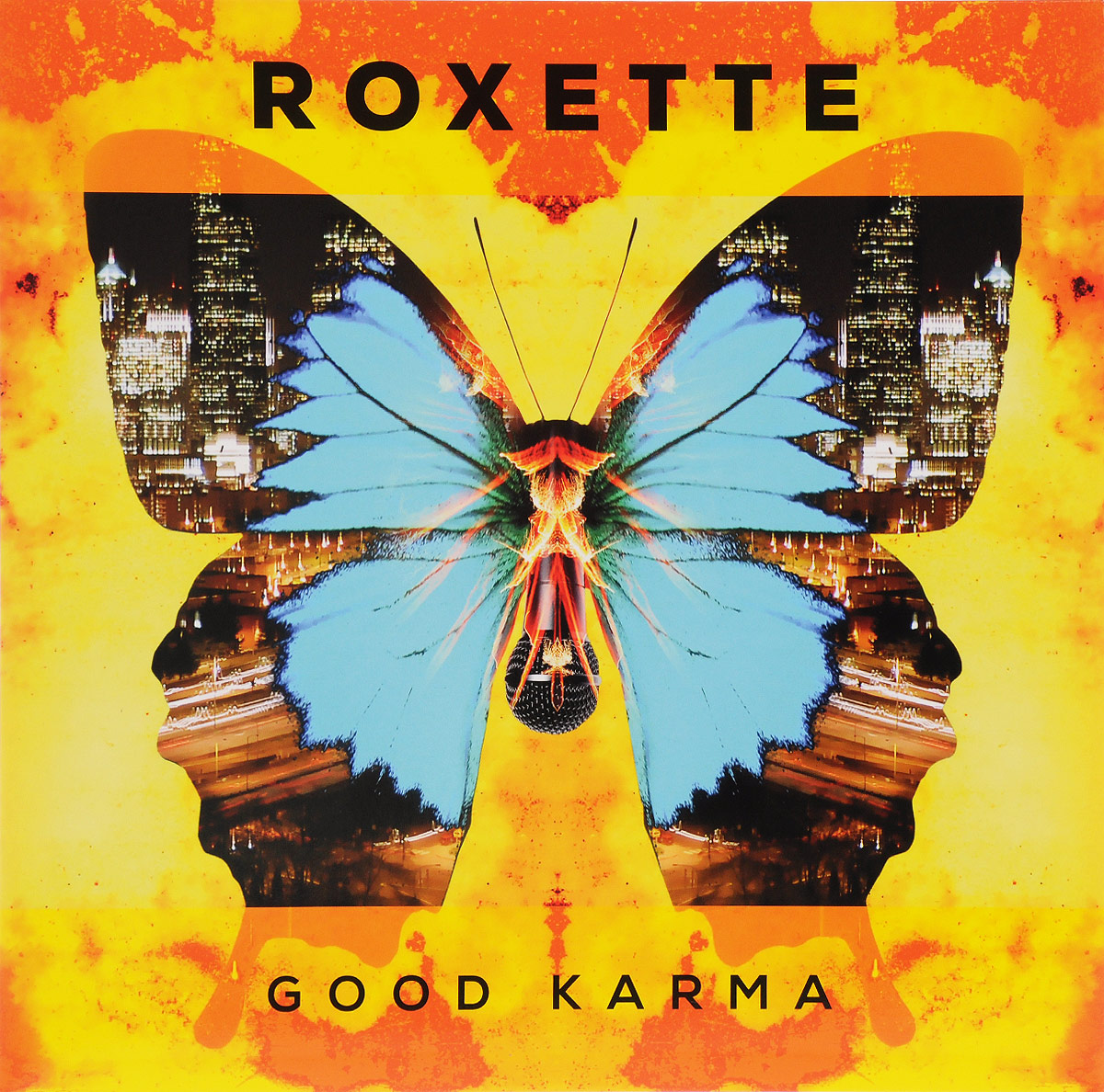 Roxette Roxette. Good Karma (LP) roxette roxette crash boom bang
