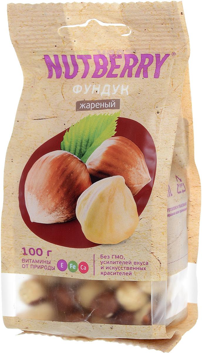 где купить Nutberryфундукжареный,100г по лучшей цене