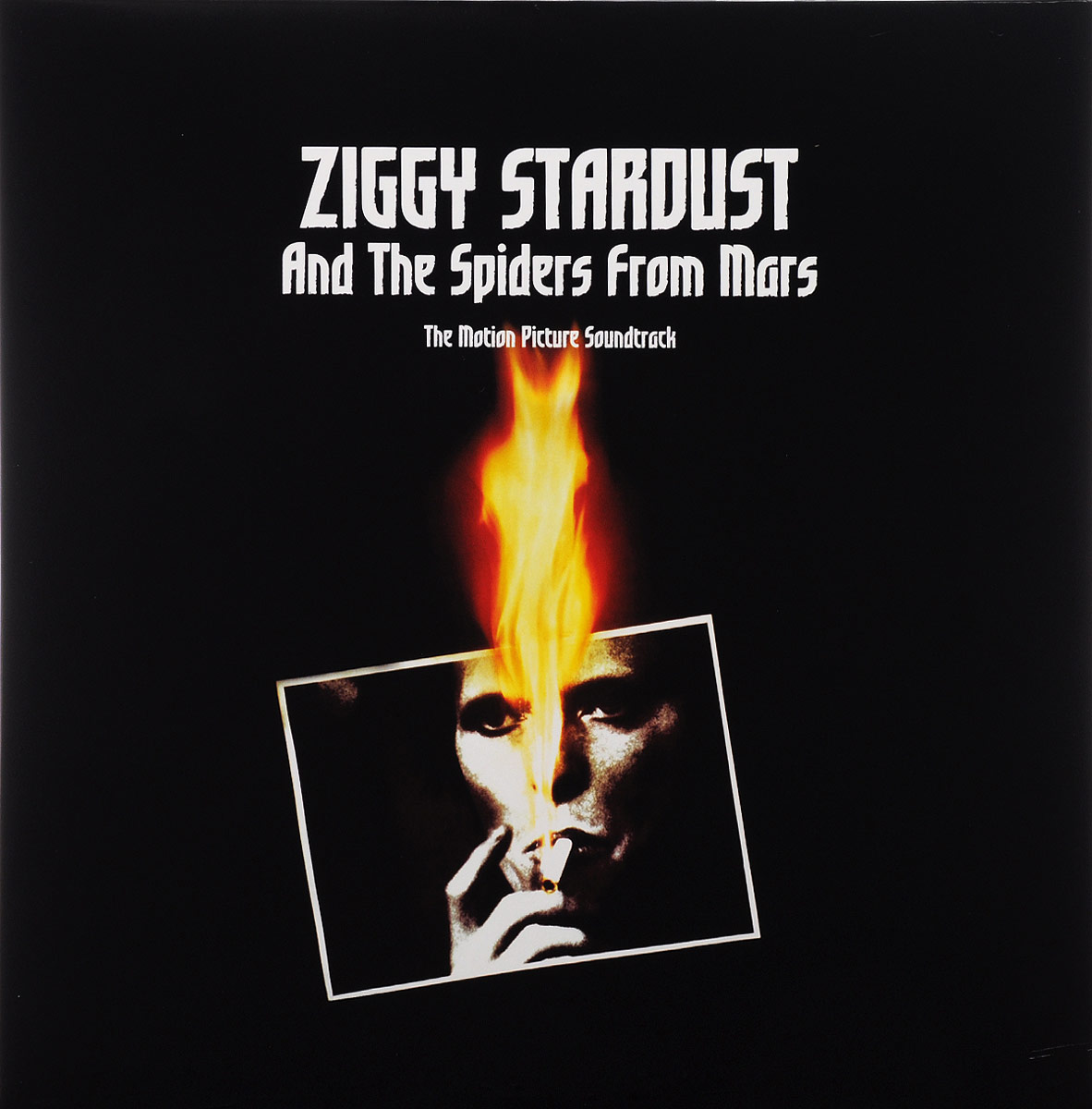 Дэвид Боуи Ziggy Stardust And The Spiders From Mars The Motion Picture Soundtrack (2 LP) the spiders from arts толстовка