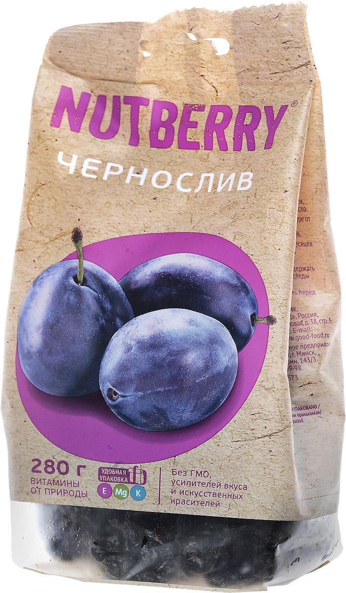 Nutberryчернослив,280г смесьпикантная nutberry 220г