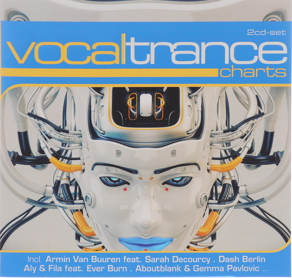 Vocal Trance Charts (2 CD) a state of trance 15 years 2 cd