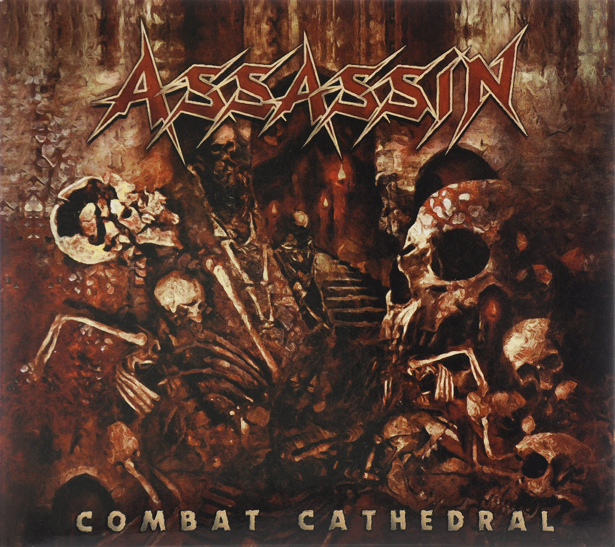 Assassin Assassin. Combat Cathedral цена