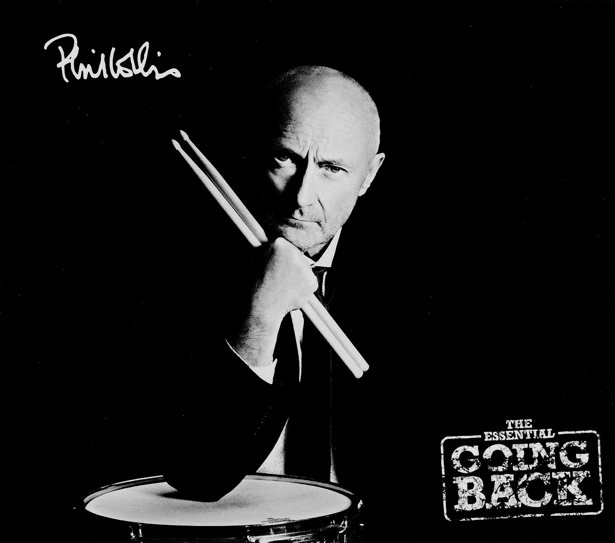 Фил Коллинз Phil Collins. The Essential Going Back (2 CD) phil collins dance into the light 2 lp