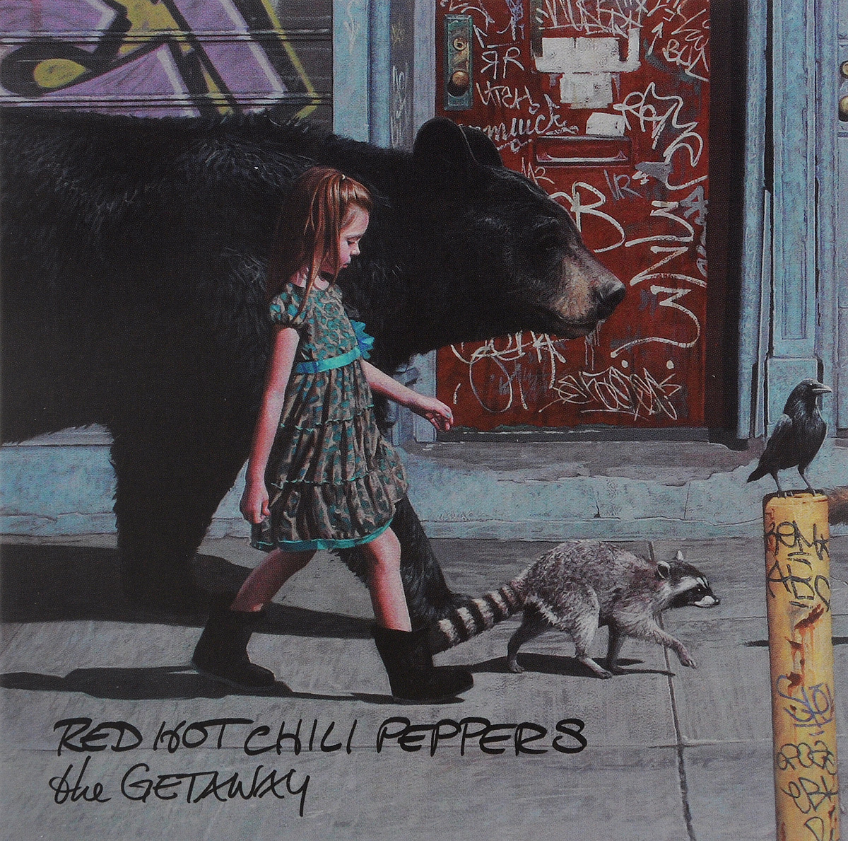 The Red Hot Chili Peppers Red Hot Chili Peppers. The Getaway