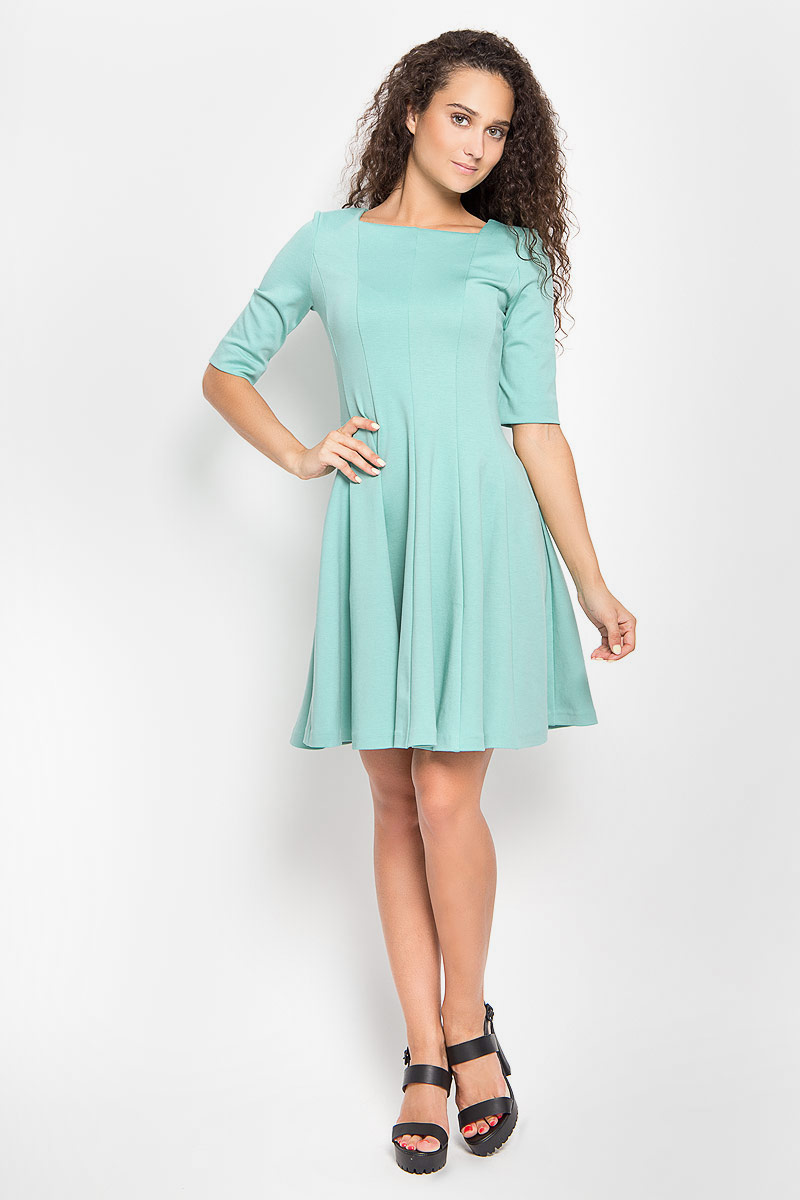 Платье Ruxara, цвет: мятный. 105005_90. Размер 48
