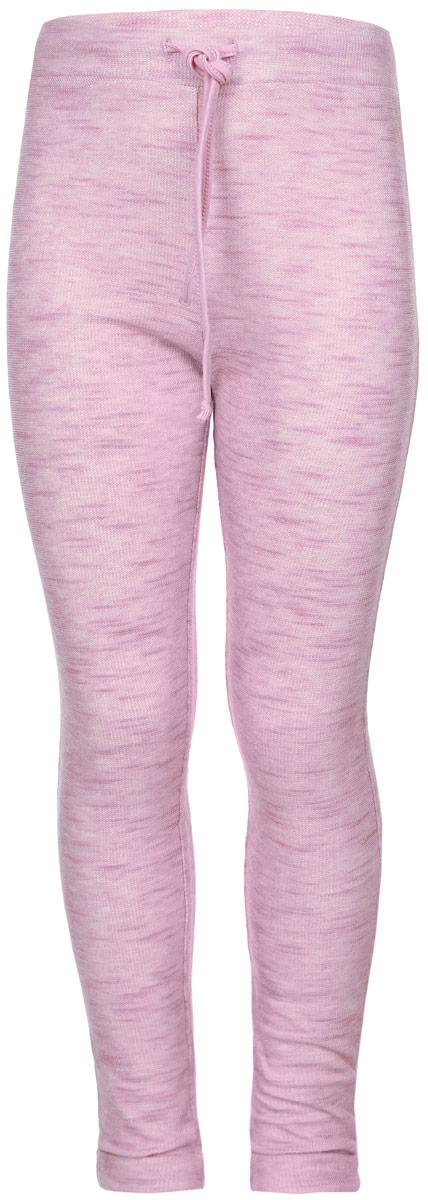Леггинсы для девочки Sela, цвет: темно-розовый меланж. Pk-515/121-6311. Размер 110, 5 летPk-515/121-6311Леггинсы для девочки Sela идеально подойдут для отдыха и прогулок. Изготовленные из хлопка с добавлением полиэстера, они тактильно приятные, не сковывают движения, позволяют коже дышать.Модель на талии имеет широкую резинку с регулируемым шнурком, что обеспечивает удобную посадку изделия на фигуре. Брючины дополнены декоративными отворотами. Леггинсы подарят маленькой принцессе комфорт в течение всего дня, а также станут замечательным дополнением к ее гардеробу.