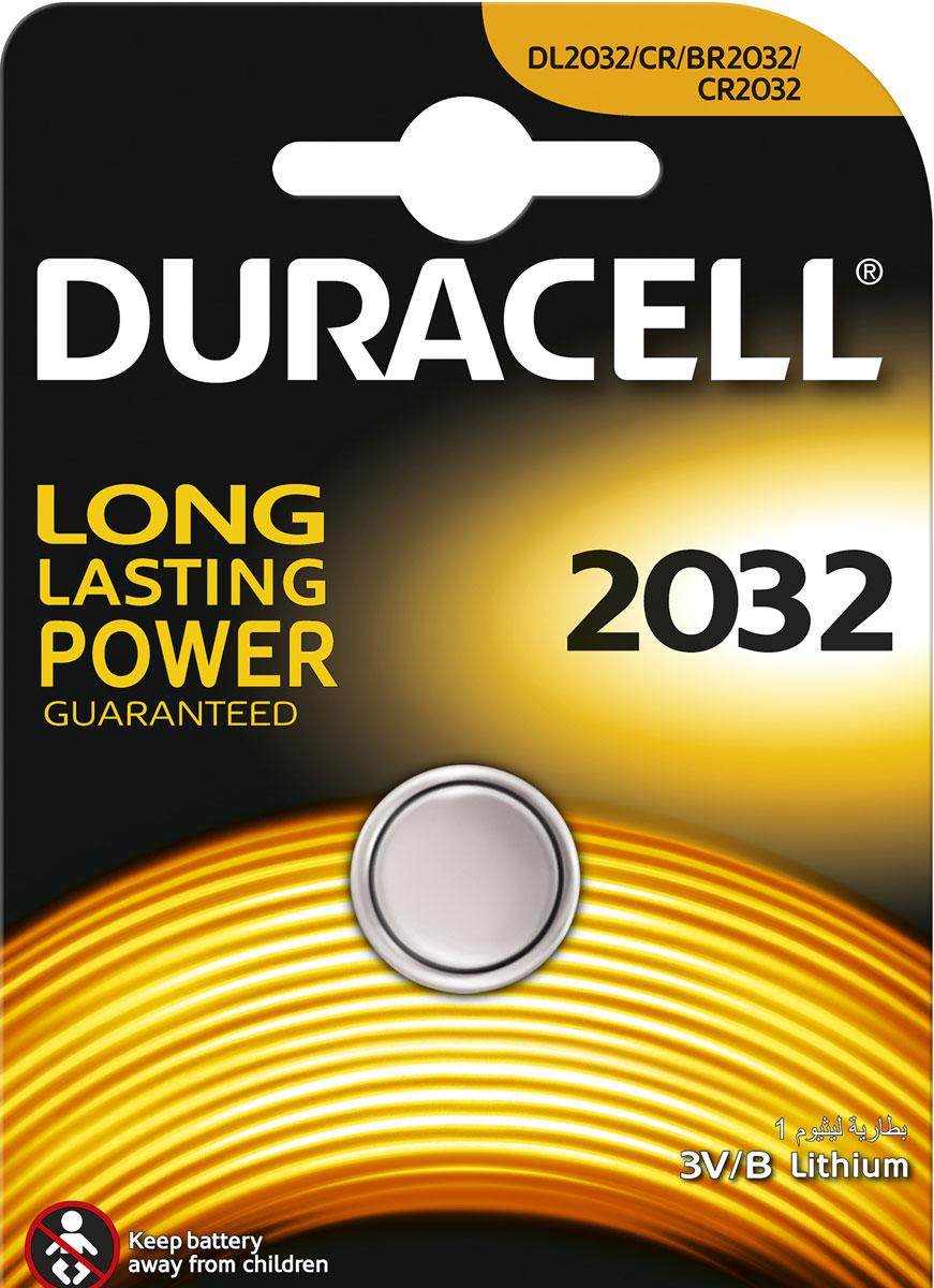 Батарейка литиевая Duracell. DL2032DRC-81469153Такой тип батареек предназначен для использования в различных электронных устройствах, например калькуляторах. Характеристики: Тип элемента питания: DL2032. Тип электролита: литиевый. Выходное напряжение: 3 В. Изготовитель: Индонезия.