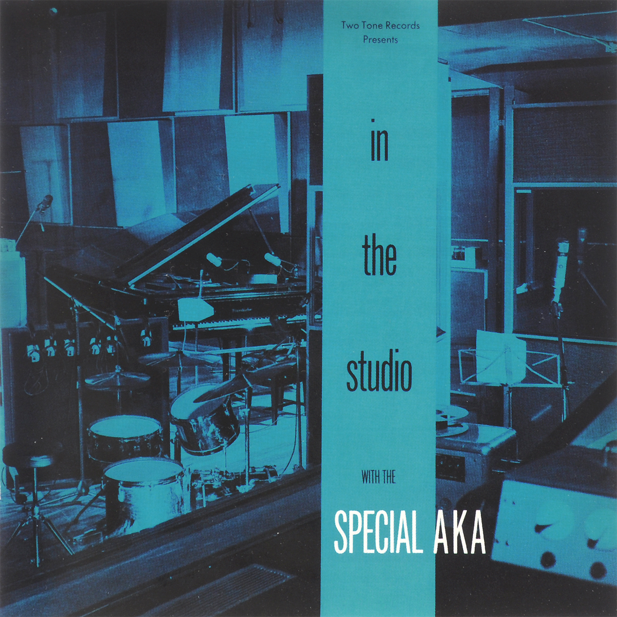 The Specials A. K. A. In The Studio