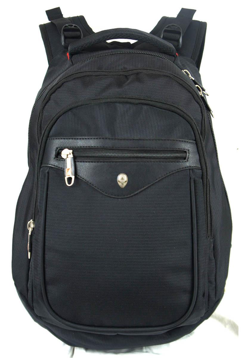 Рюкзак городской UFO people, цвет: черный, 21 л. 6794 рюкзак городской husky maker цвет черный 20 л