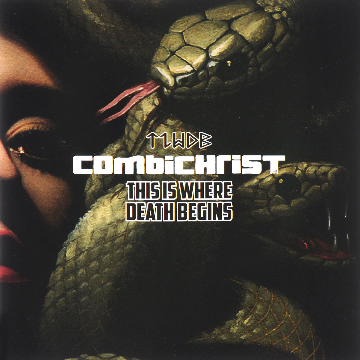 Combichrist Combichrist. This Is Where Death Begins a maze of death
