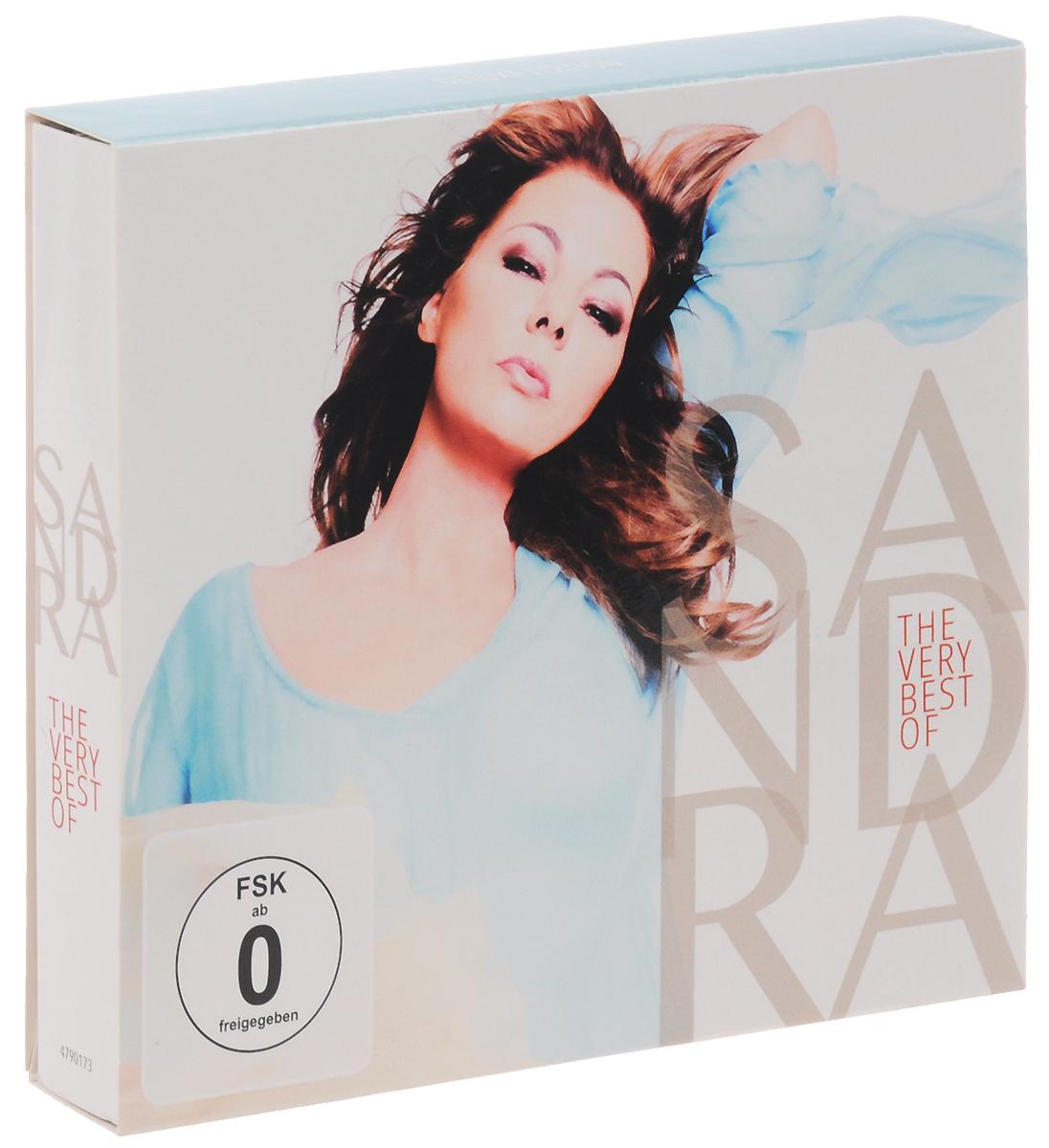 Sandra Sandra. The Very Best Of Sandra. Deluxe Edition (2 CD + DVD) sandra sandra stay in touch deluxe edition 2 cd