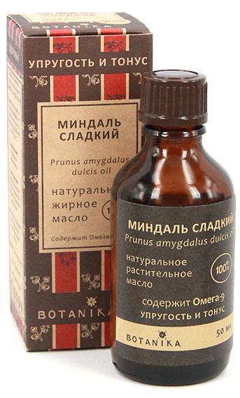 Botanika Жирное масло Сладкий миндаль, 50 мл botanika жирное масло касторовое 50 мл