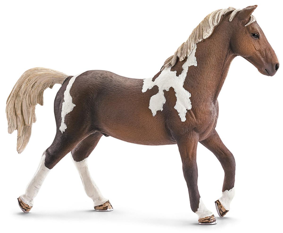 Schleich Фигурка Тракененский жеребец schleich тракененская лошадь жеребец schleich