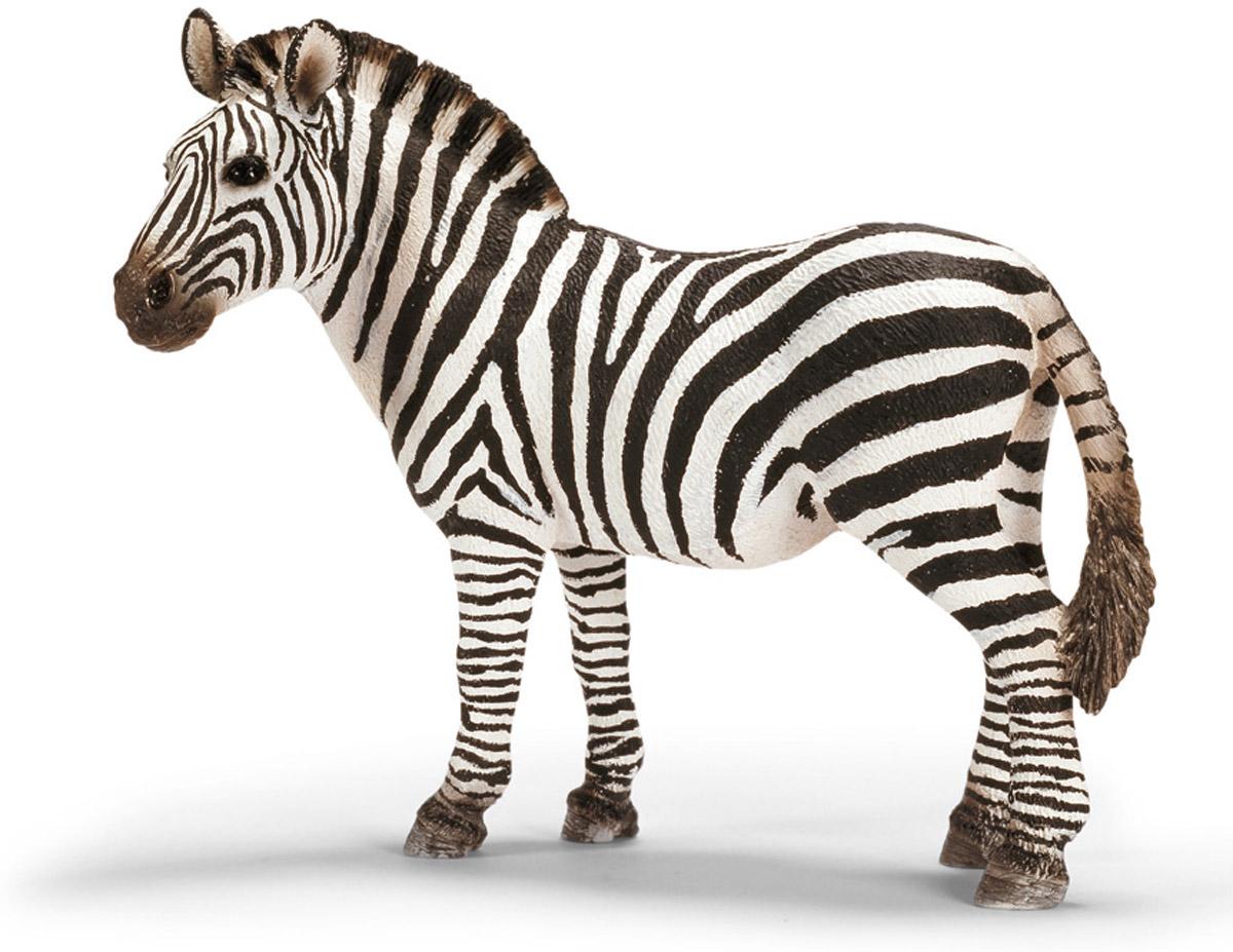 Schleich Фигурка Кобыла зебры