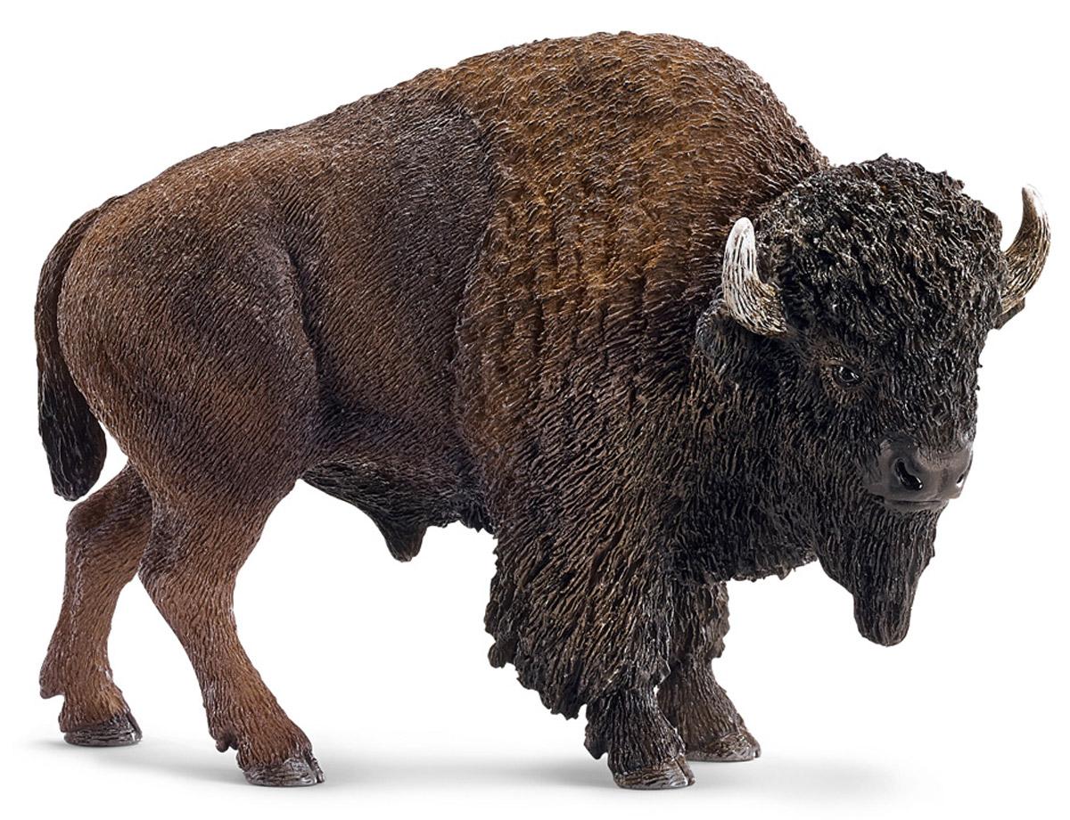 Schleich Фигурка Американский бизон schleich корм для коров и телят