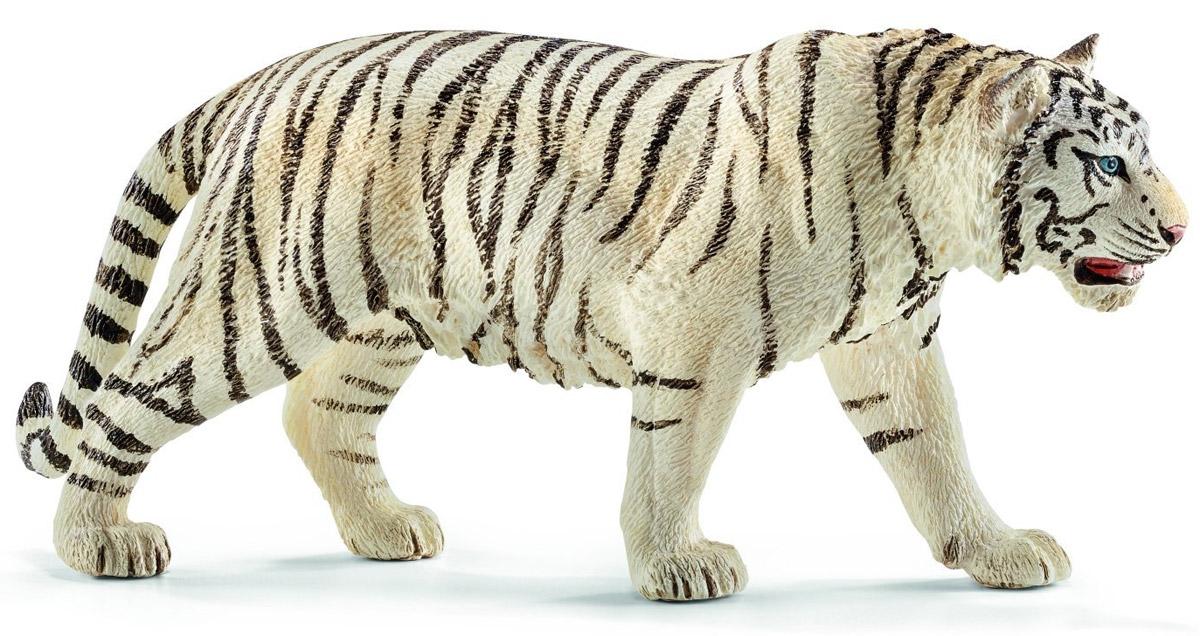 Schleich Фигурка Белый тигр игрушка schleich фигурка андалузская кобыла